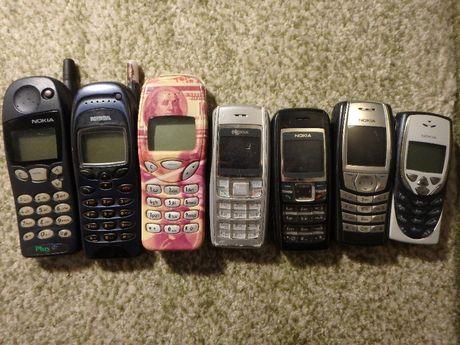Stare telefony NOKIA