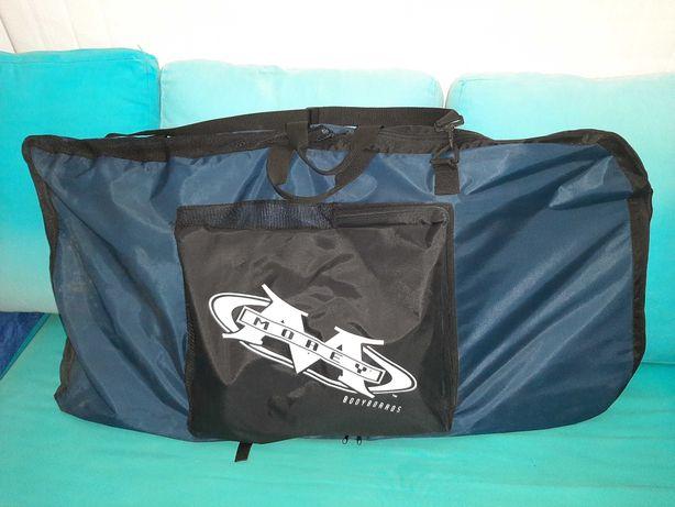 Prancha bodyboard manta