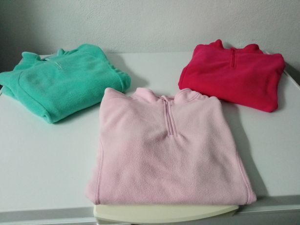 Camisola polar p/ a sua caminhada ou prática de desporto - M/L