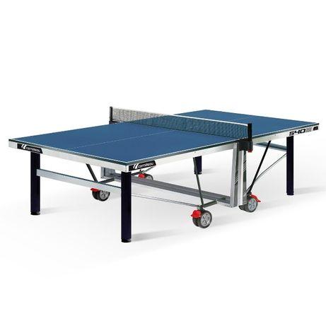 Stół tenisowy CORNILLEAU COMPETITION 540 ITTF Niebieski