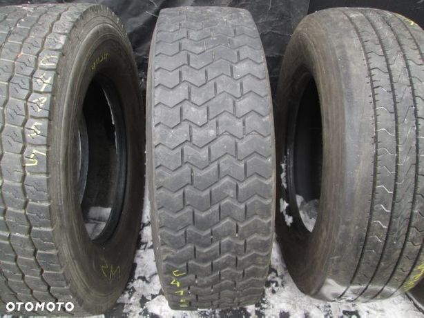 315/70R22.5 Continental Opona ciężarowa Napędowa 5.5 mm