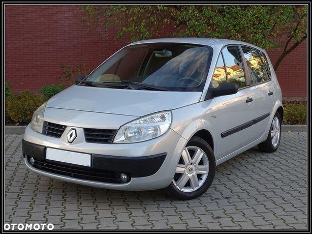 Renault Scenic 1.6 16v 112 KM Klima Alu z Niemiec