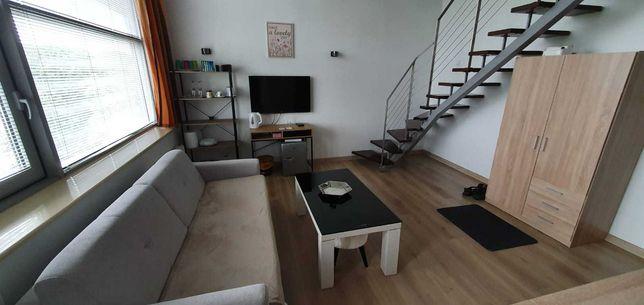 Apartament z antresolą  w hotelu 5* Royal Tulip Sand w Kołobrzegu
