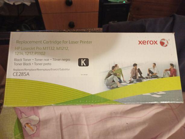 Лазерний картридж Xerox CE285A аналог HP 85A LJ P1102 CE285A