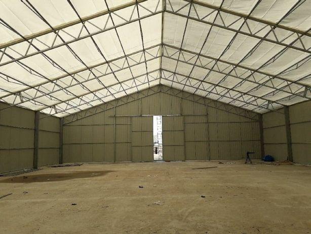 Hala magazynowa / produkcyjna 400mkw 20x20 5m wysokości Mosina