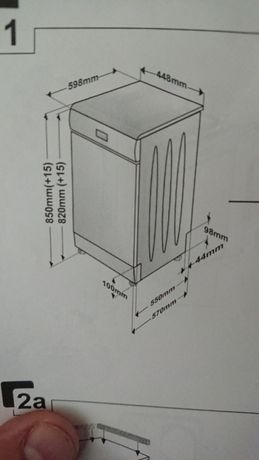 Zmywarka Whirlpool ADP 688 WH