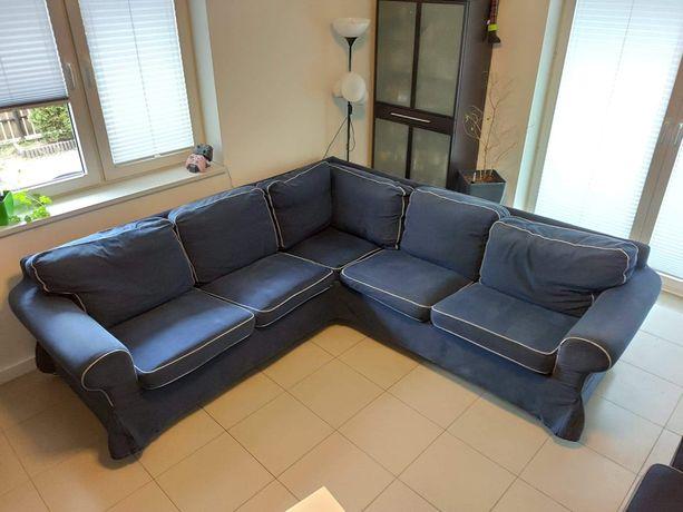 Ektorp naroznik i rozkladana sofa stan dobry