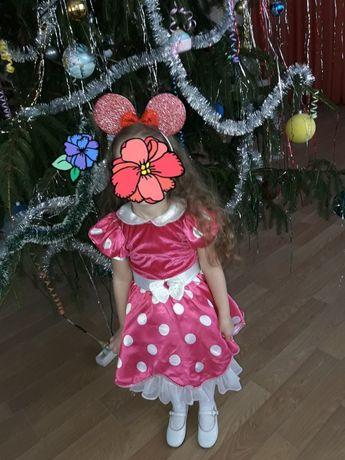 платтячко мінні маус, новогодний костюм, новорічний костюм, minnie