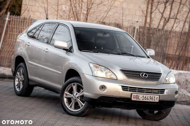 Lexus Rx 400h,4x4,Hybryda,Full,Navi,Xenon,Skóra,Serwis Aso,Piękny