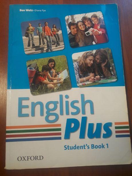 English Plus 1 First Edition английский язык Student's Book + Workbook