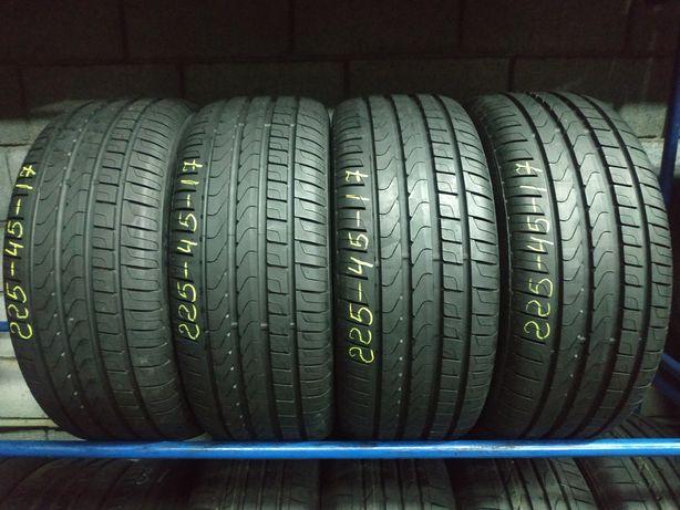 Літні шини 225/45 R17 (94W) PIRELLI