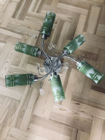 Zielona lampa okazja