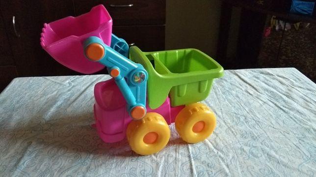 Машинка экскаватор игрушка