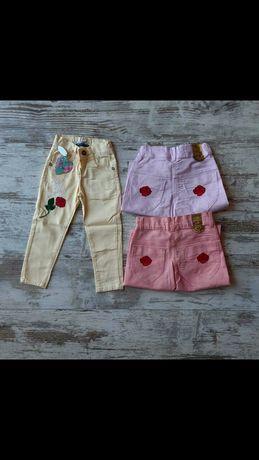 Детские джинсы,штаны в сад,брюки,лосины,гамаши