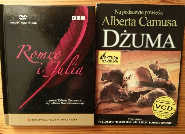 Romeo i Julia, Dżuma płyty DVD