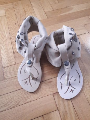 Nowe japonki sandały r. 37
