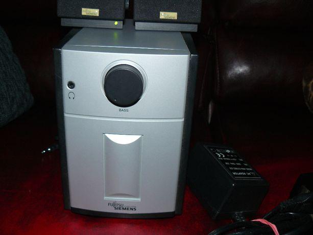 Fujitsu Siemens głośniki komputerowe