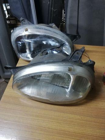Lampy przód Opel Corsa B europa