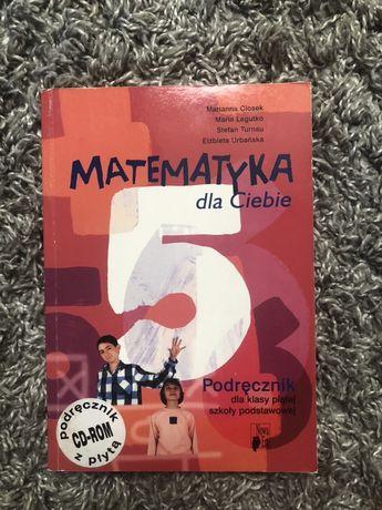 Podręcnik Matematyka dla Ciebie