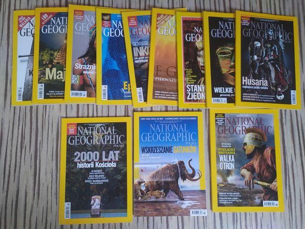 National Geographic 12 sztuk