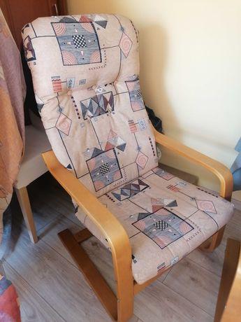 Fotele z kanapą do salonu