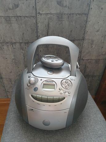 Radio Odtwarzacz CD i do kaset Grundig