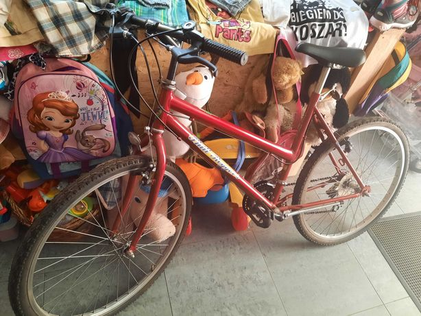 Rower 26 cali bardzo zadbany