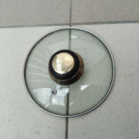 Скляна кришка для посуду