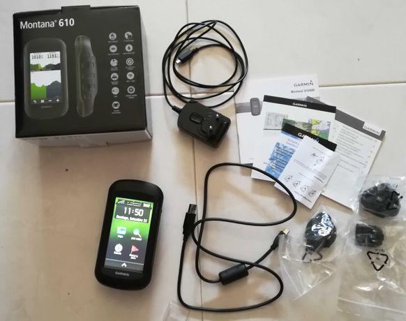 GPS Garmin Montana 610