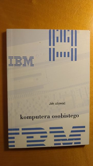 Instrukcja do komputera IBM PC 300 GL