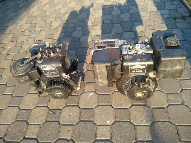 Silnik Briggs & Straton 8hp kosiarka traktorek
