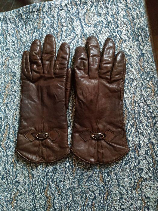 Перчатки кожаные мужские Харьков - изображение 1