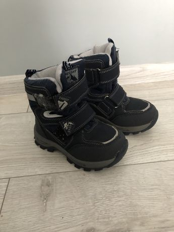 Ботинки зимние термо
