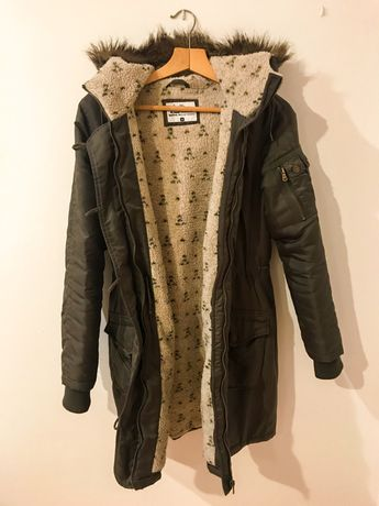 Płaszcz, kurtka zimowa Cropp
