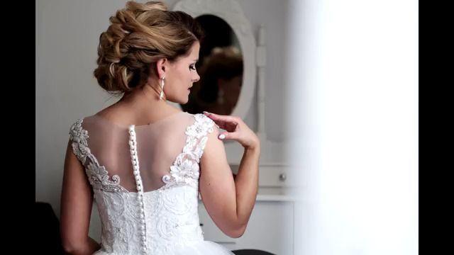 Przepiękna suknia ślubna princeska koronka + welon