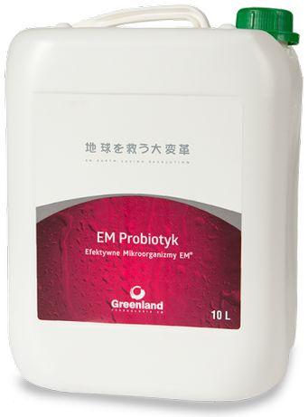 EM Probiotyk w płynie dla koni, trzody, bydła i drobiu 10l odporność