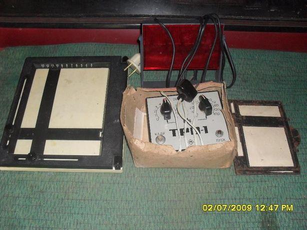 Фонарь, фоторамки, реле времени ТРВ-1