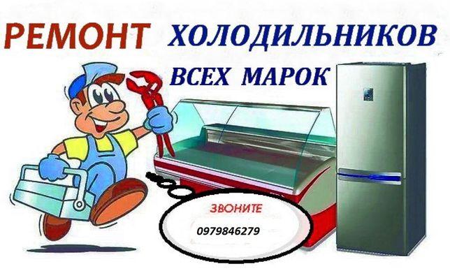 Ремонт холодильников |Витрин | Ларей | Монтаж холодильных камер