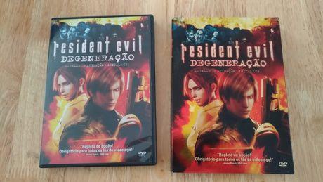 Dvd Resident Evil filme como novo