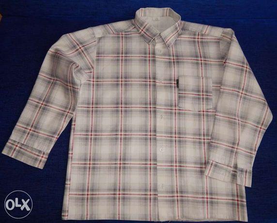 Koszula bawełniana rozmiar 134
