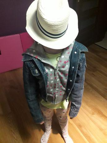 Kurtka dżins 6- 7 lat