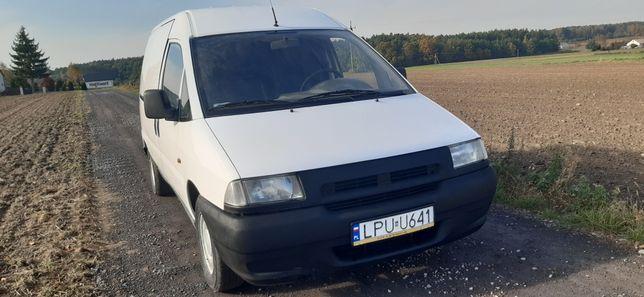 Fiat scudo 1.9 diesel 1999r