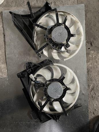 Mazda 6 вентиляторы 2 шт