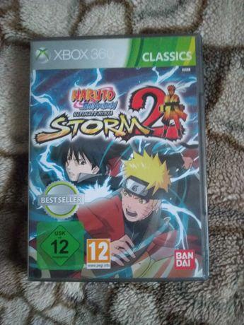 Gra Xbox 360 Naruto Shippuuden
