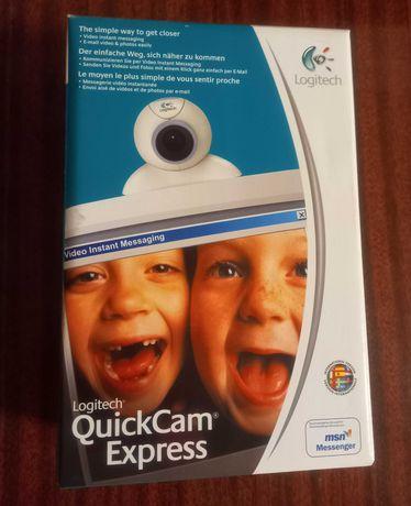 Веб камера для компьютера Logitech