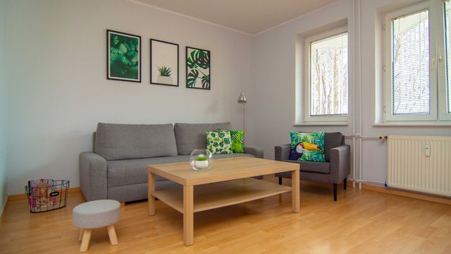 Dwupokojowe mieszkanie Gdańsk Chełm