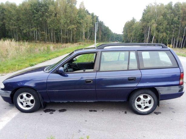 Opel Astra f 1.7 Tds isuzu
