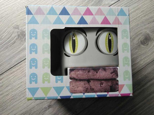 Kubek ceramiczny COOKIE MUG z miejscem na ciasteczko :)