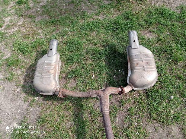 Wydech Tłumik podwójny mazda 6 2.2 benzyna