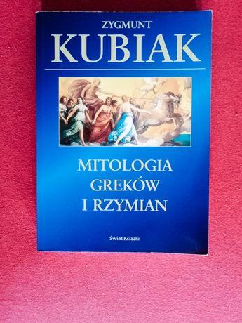 """""""Mitologia Greków i Rzymian"""" Zygmunt Kubiak (książka)"""